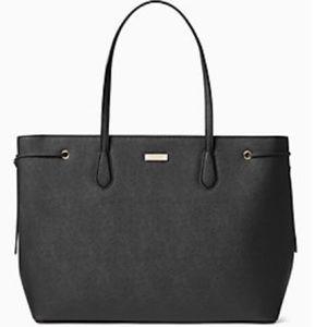 Kate spade laurel way ari xl tote bag new with tag